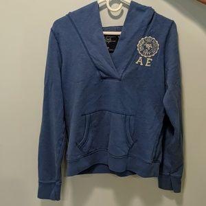 **3/12.00*Blue hoodie